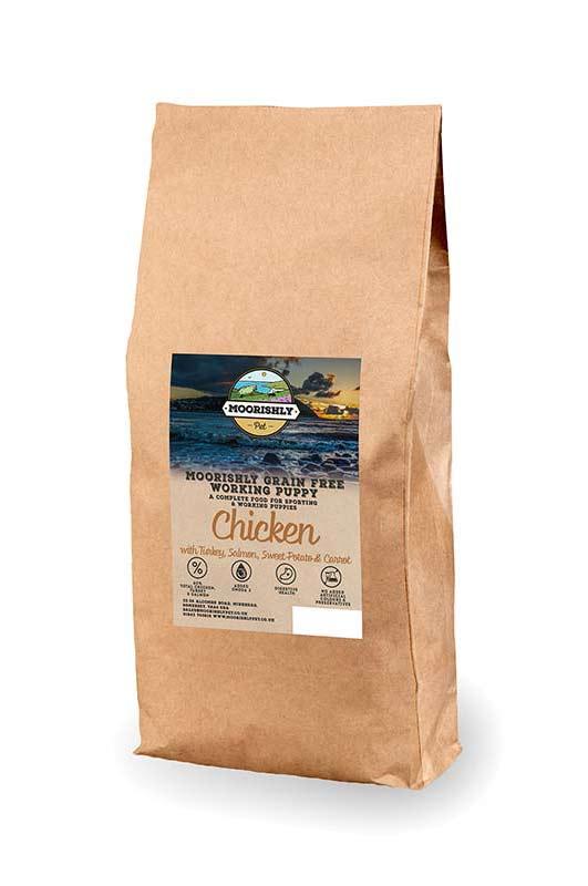 Grain Free Working Puppy Dog Food