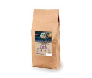 Moorishly Grain Free Adult Premium Dog Food Duck with Sweet Potato and Orange