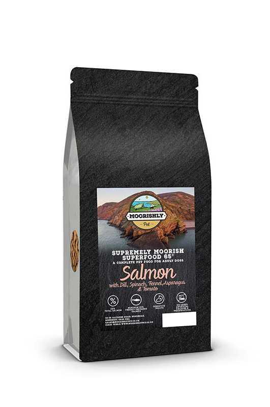 Supreme Superfood 65 Adult Dog Food Salmon